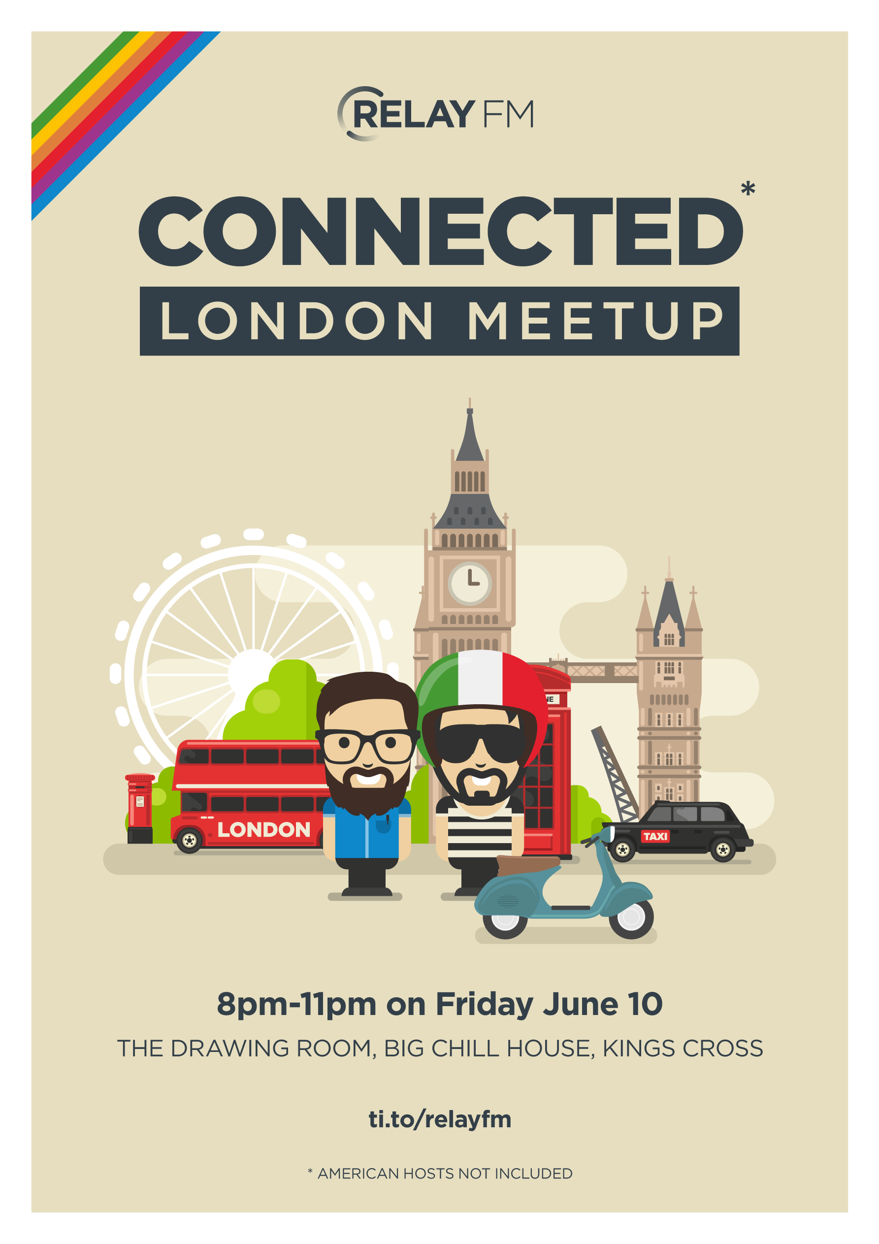 Connected Meetup