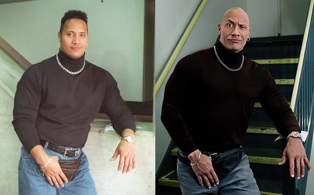 The Rock Fanny Pack Photo