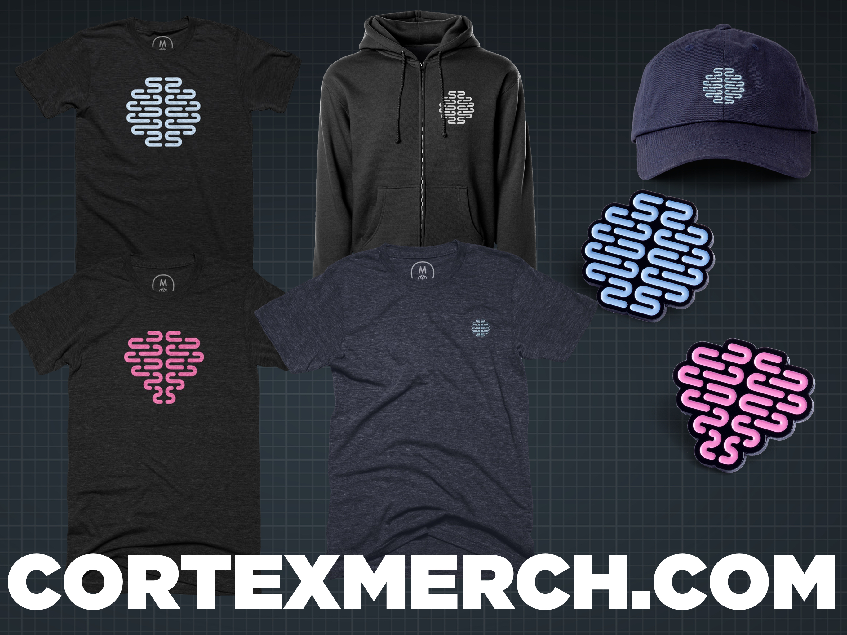 """Cortex Merch"""
