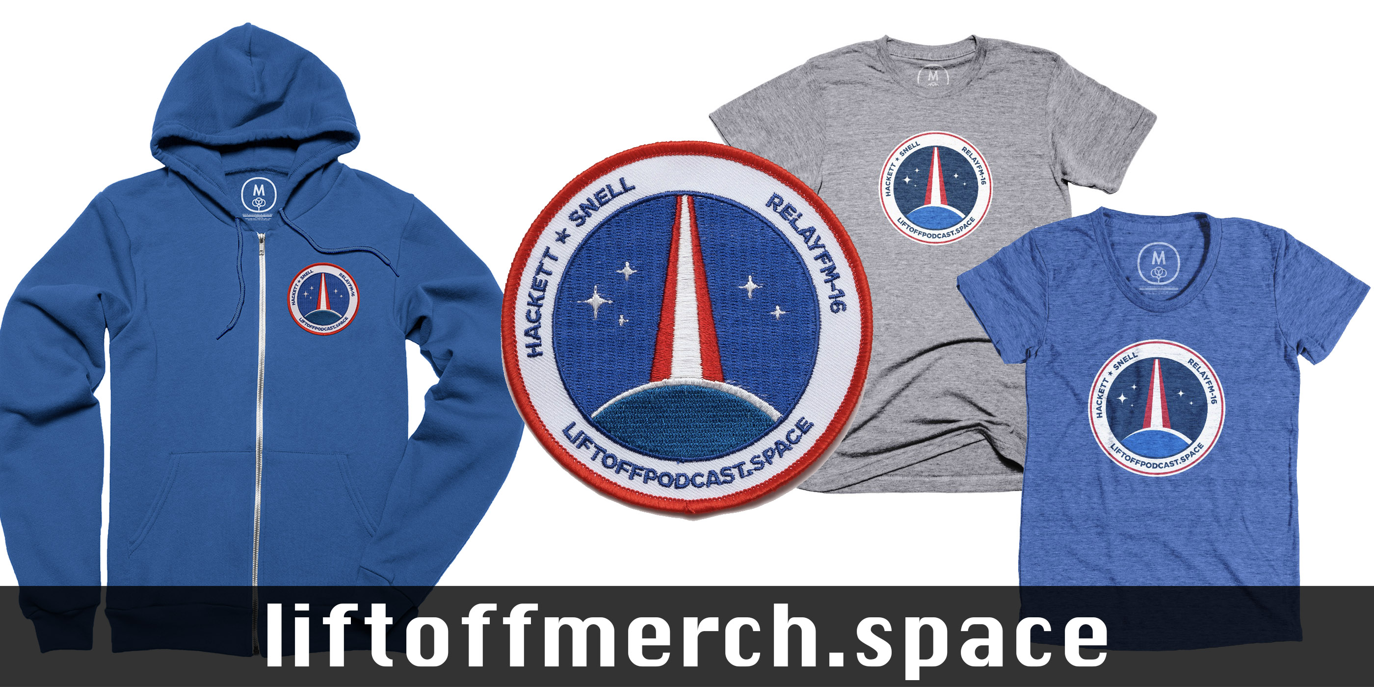 Liftoff Merch