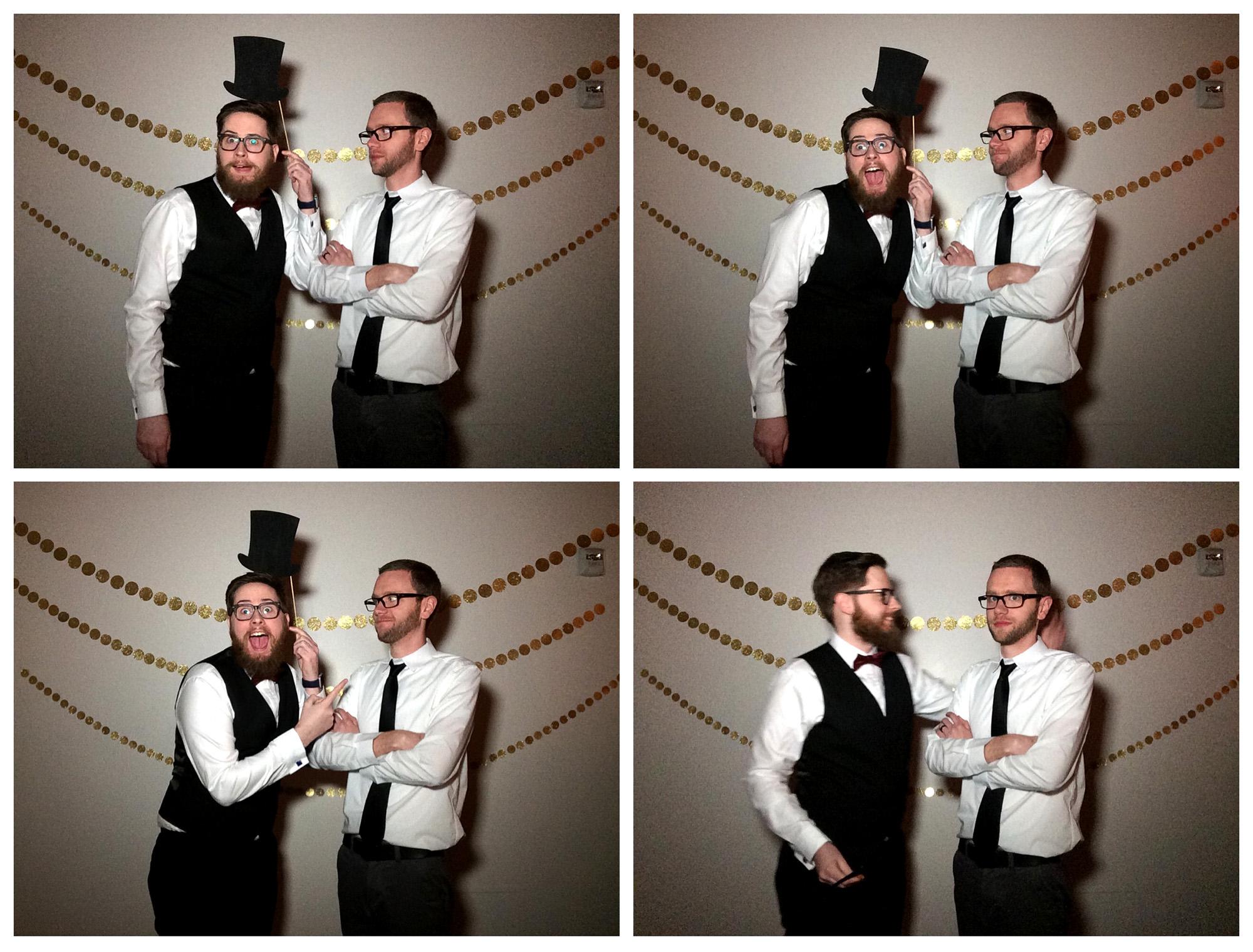 Myke Hurley and Stephen Hackett