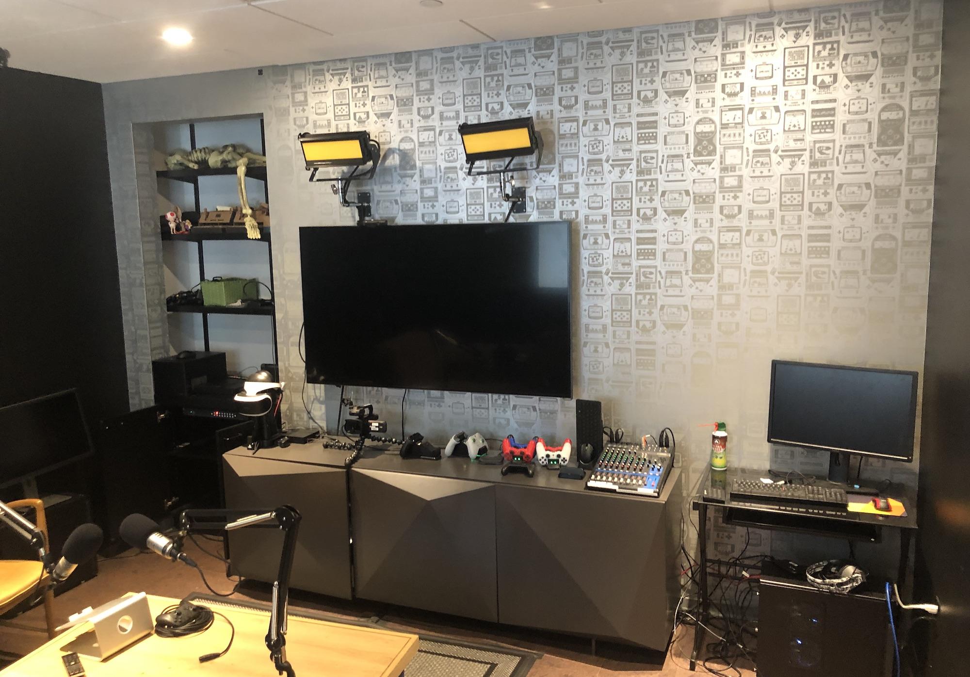 Studio space at Polygon