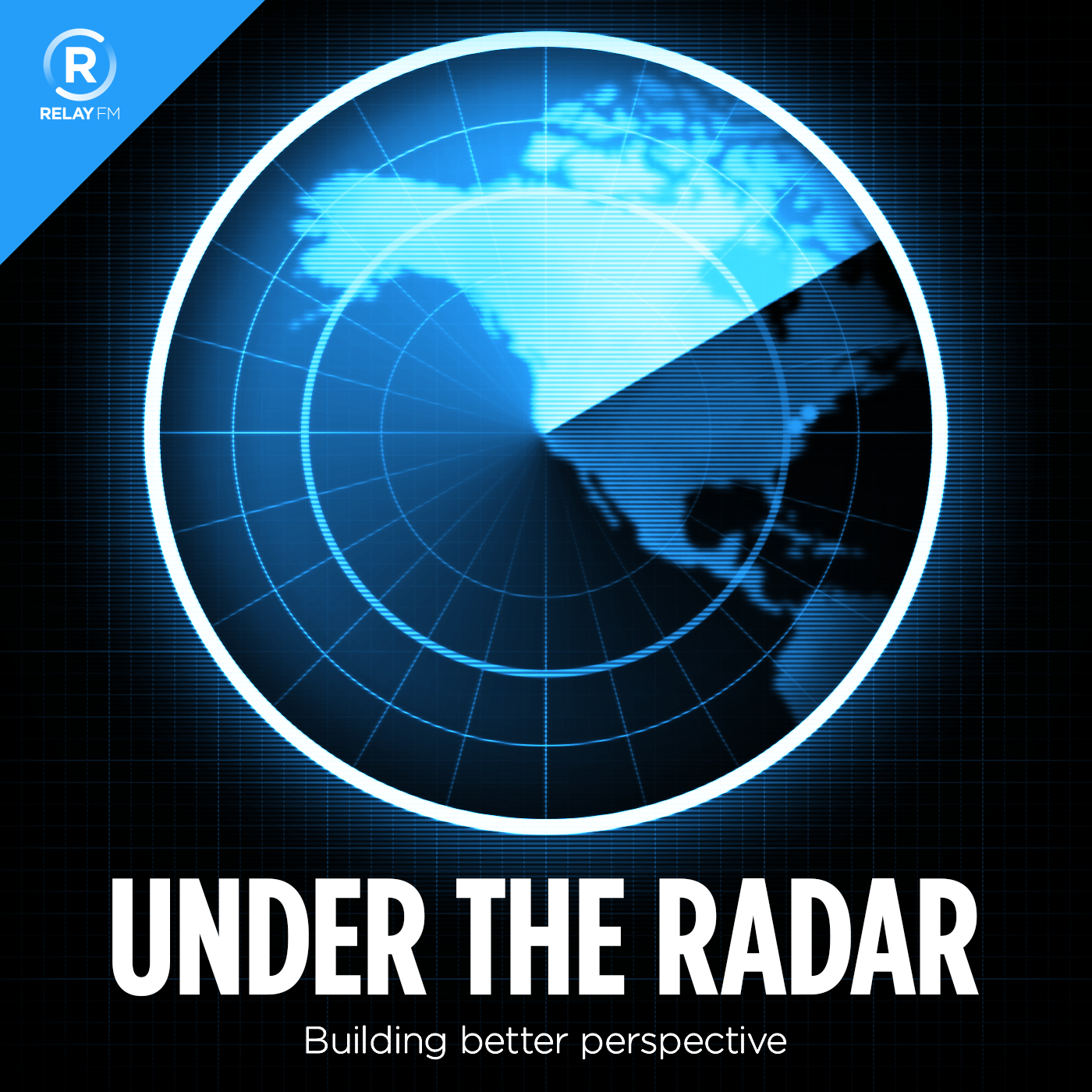 Broadcast artwork radar artwork