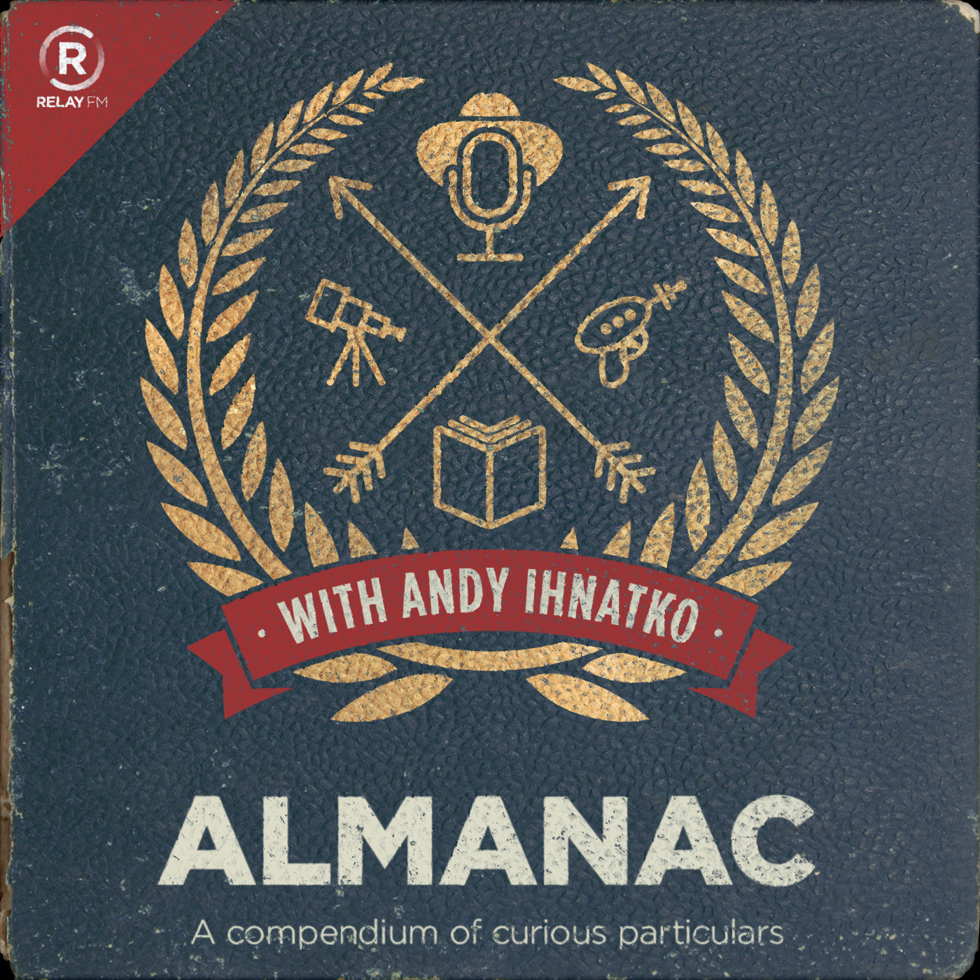 Broadcast artwork almanac artwork