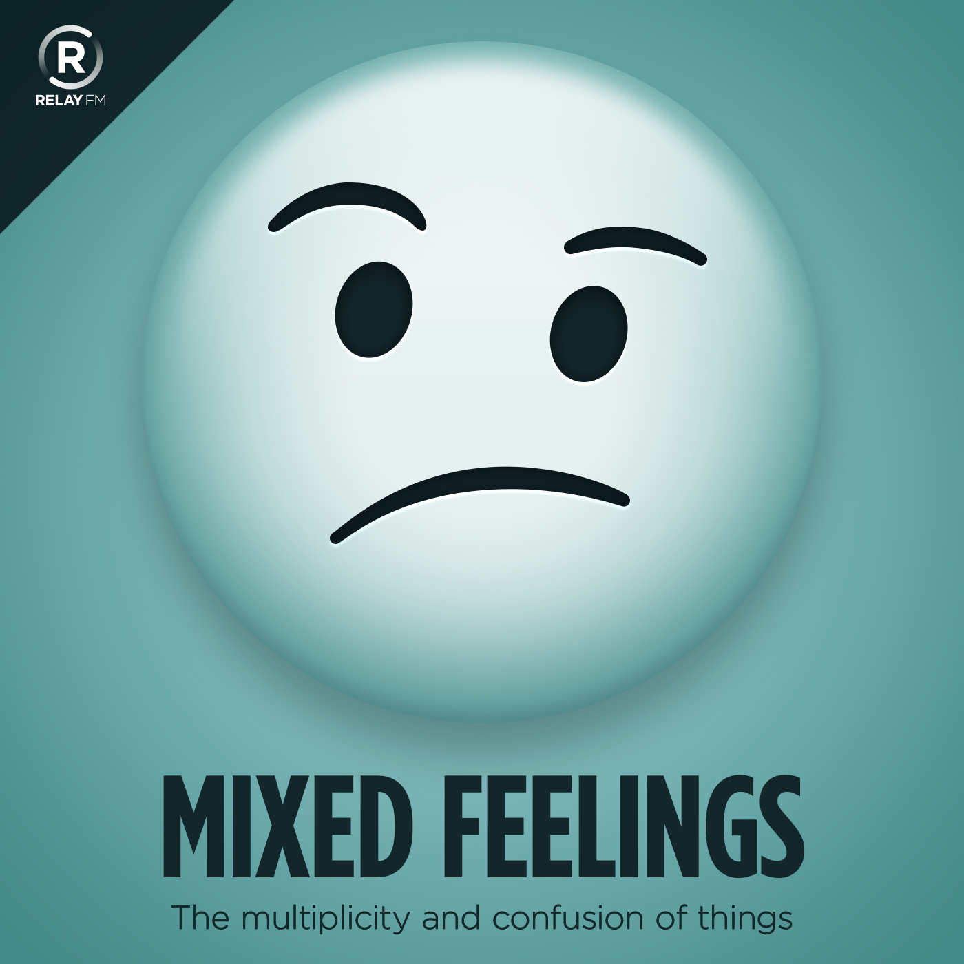 Broadcast artwork mixedfeelings artwork