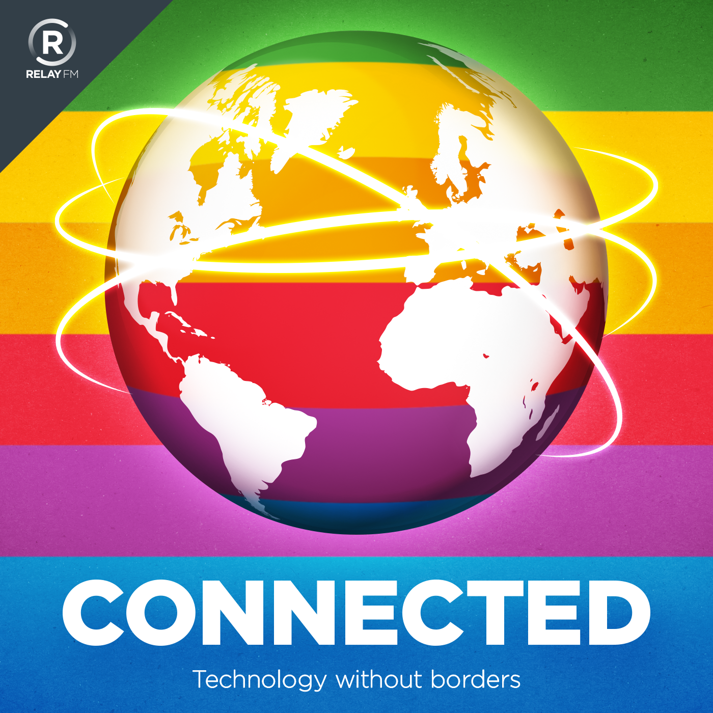 Broadcast artwork connected artwork