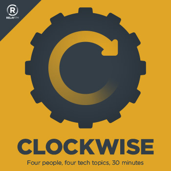 Clockwise artwork