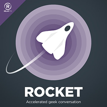 Rocket artwork