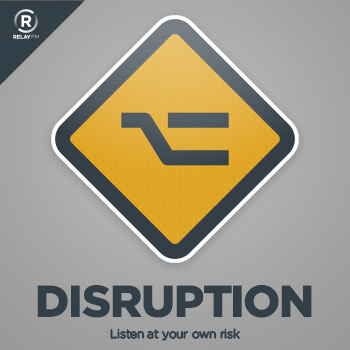 Disruption artwork