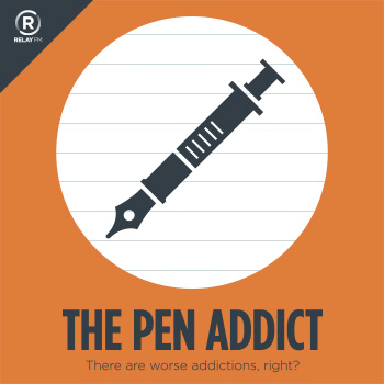 Penaddict artwork