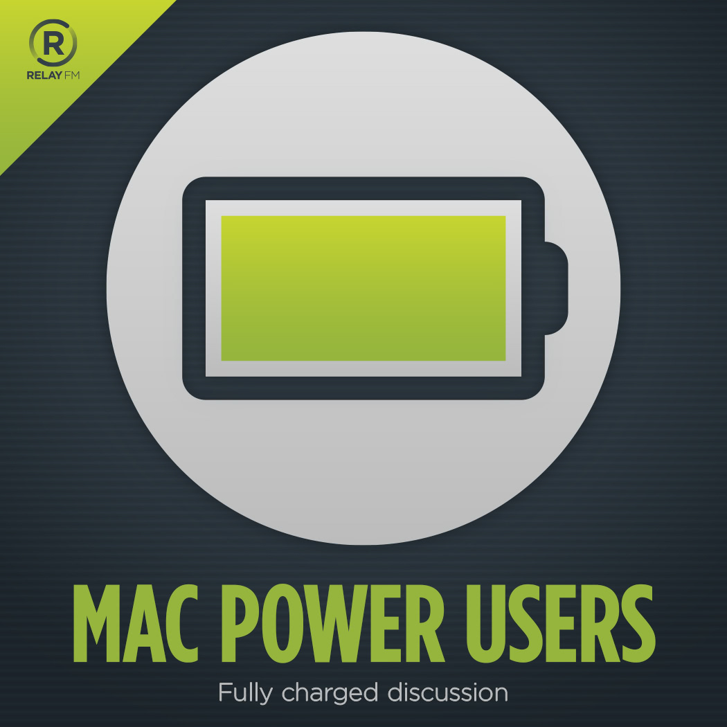 Mac Power Users Podcasts